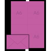 Pack de vote imprimé 90x140 A6