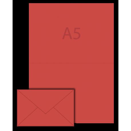 Pack de vote imprimé 90x140 A5
