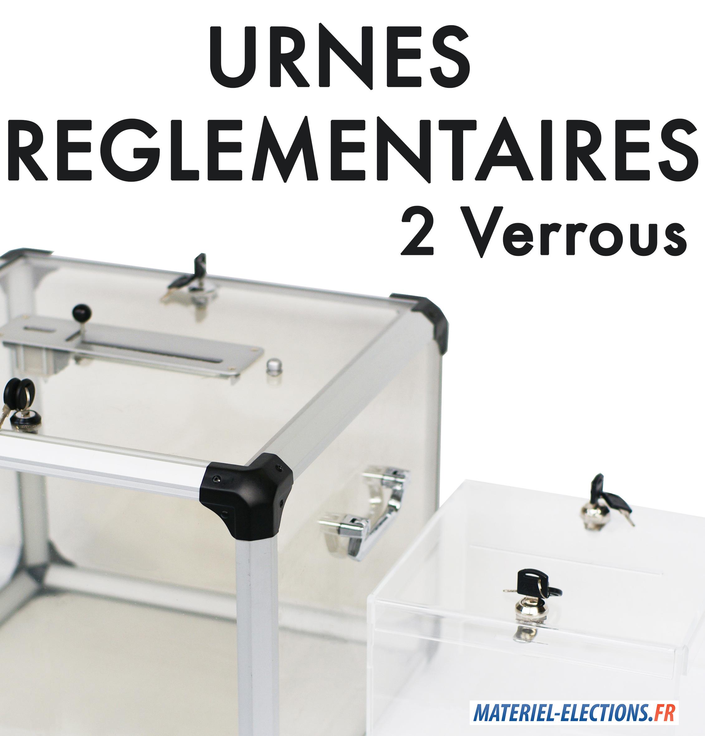 urnes élections réglementaires
